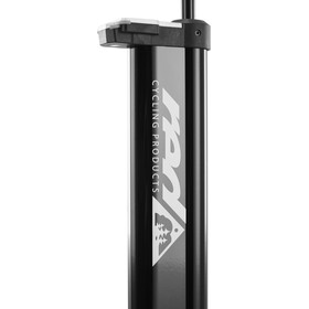 Red Cycling Products PRO Big Air Digital Standing Air Pump, black